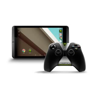 Lollipop, SHIELD, tablet, gaming, mando, android