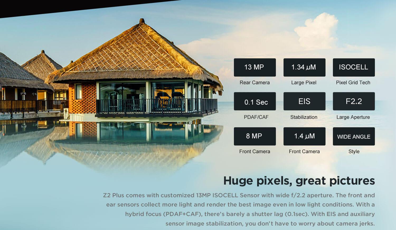 Huge Pixels, great pictures