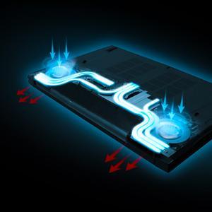 MSI Gaming Laptop GE62VR 7RF Apache Pro